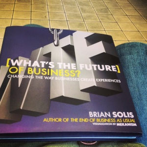 @briansolis What's The Future