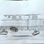 Margate Harbour by Philip Dodson age 49 & 1 day